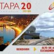 Resultado etapa 20 de la Vuelta a España: LaTour vence en Aitana y Quintana se lleva la Vuelta
