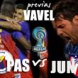 Deportivo Pasto vs Atlético Junior: confianza para la vuelta