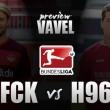 1. FC Kaiserslautern v Hannover 96: Two heavyweights set to open the 2. Bundesliga season