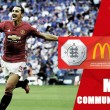 Ibrahimovic, MVP de la Community Shield