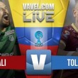 Resultado: Deportivo Cali vs Deportes Tolima por Copa Águila (2-0)