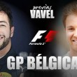 Previa GP Bélgica: Vuelta al cole tras el parón veraniego
