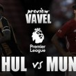 Hull City - Manchester United: posible tercer triunfo