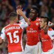 L'Arsenal ne rifila 4 al Galatasaray, strepitoso Welbeck