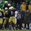 Notre Dame Travels To California For A Rivalry Matchup Against Stanford