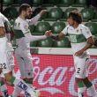 Elche CF - Rayo Vallecano: puntuaciones del Elche, jornada 22 de la Liga BBVA