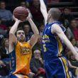 Valencia Basket gana en un ambiente enrarecido