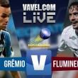 Resultado do Jogo Grêmio x Fluminense pelo Campeonato Brasileiro 2016 (0-1)