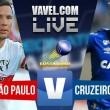 Resultado São Paulo x Cruzeiro(1-0)