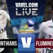 Resultado Corinthians x Fluminense pelo Brasileirão 2016 (0-1)