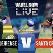 Resultado Figueirense x Santa Cruz na Série A do Campeonato Brasileiro (3-1)