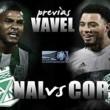 Atlético Nacional vs Coritiba EN VIVO en la vuelta cuartos de final de Copa Sudamericana (0-0)