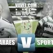 Resultado Vitória Guimarães vs Sporting CP en vivo online en Liga NOS 2016 (3-3)