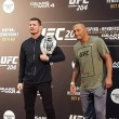 Watch: UFC 204 Bisping vs Henderson 2 weigh-ins