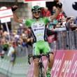 La juventud asalta el Giro
