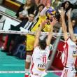 Volley M - L'Azimut Modena prevale su Perugia nel big match della settima giornata di Superlega