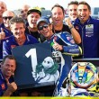 Third pole of the year for Rossi in Motegi