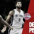 Guía VAVEL NBA 2016/17: Detroit Pistons, listos para volver a dar guerra