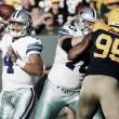 Los Cowboys destrozan a Green Bay