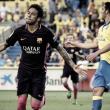 Neymar y el Barça cumplen con el trámite