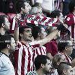 El Athletic arremete contra las fuerzas de seguridad portuguesas