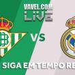 Jogo Betis x Real Madrid AO VIVO online na La Liga 2017/18