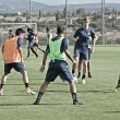 Los majariegos vuelven a entrenar después del martes de descanso