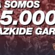 Osasuna alcanza los 15.000 socios