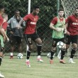 Sport realiza último treino e promete atenção redobrada contra Atlético-GO