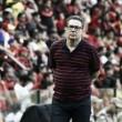 Luxemburgo valoriza empate contra Ponte e lamenta apoio do torcedor rubro-negro