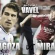 Real Zaragoza – CD Mirandés: en busca de afianzar una buena racha