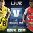 Borussia Dortmund 2-0 Arsenal: Live Stream, Football Scores and Result of the Champions League