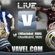 Live Liga BBVA : le match Real Sociedad vs Real Madrid en direct