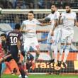 Milagroso empate del PSG
