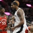 NBA - San Antonio di ferro, piange Toronto; colpo Memphis a casa Harden