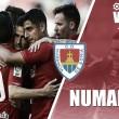 Resumen temporada CD Numancia 2015/16:Otro año tranquilo en Soria