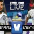 Resultado Ponte Preta x Corinthians no Campeonato Brasileiro 2016 (2-0)