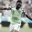 Nigeria ganó y festeja Argentina