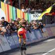 Resultado y ganador de la sexta etapa delTour de Romandía 2015