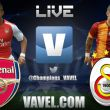 Arsenal v Galatasaray Live Stream: Goals, Score and Result of UCL