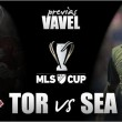 Previa MLS Cup: Toronto - Seattle, final histórica