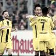 Superioridad aplastante del Borussia de Dortmund en Friburgo