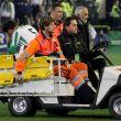 Matilla dice adiós a la temporada en el retorno del Betis a los entrenamientos