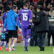 Héctor Moreno sufre una sobrecarga muscular