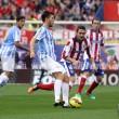 Godín será baja contra el Málaga