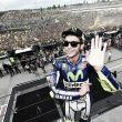 """Valentino Rossi: """"El campeonato es mucho más importante que ganar esta carrera"""""""