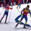 Biathlon - Anterselva, Mass start maschile: Fourcade si impone, Windisch miglior azzurro