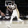 Resumen NBA: Davis se sale y Los Lakers comienzan ganando
