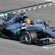 Hamilton lidera primeiro dia de testes em Barcelona. Massa termina em terceiro