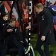 """Eddie Howe: """"El Liverpool es un gran equipo, no pudimos hacer nada"""""""